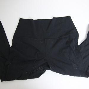 lululemon Yoga Leggings Size 8 Black
